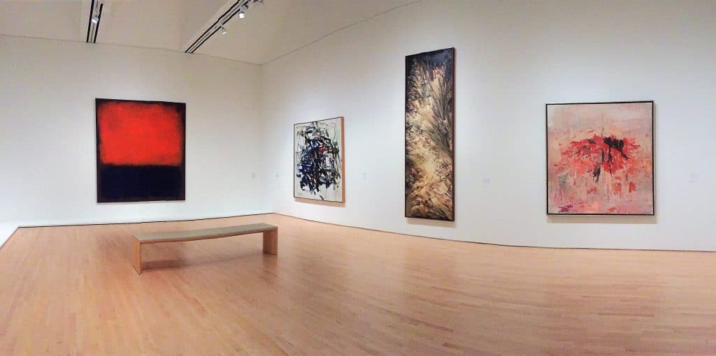 """We were lucky SFMOMA wasn't too crowded when we went - - """"SFMOMA: Modern Art in a New Setting"""" - Two Traveling Texans!"""
