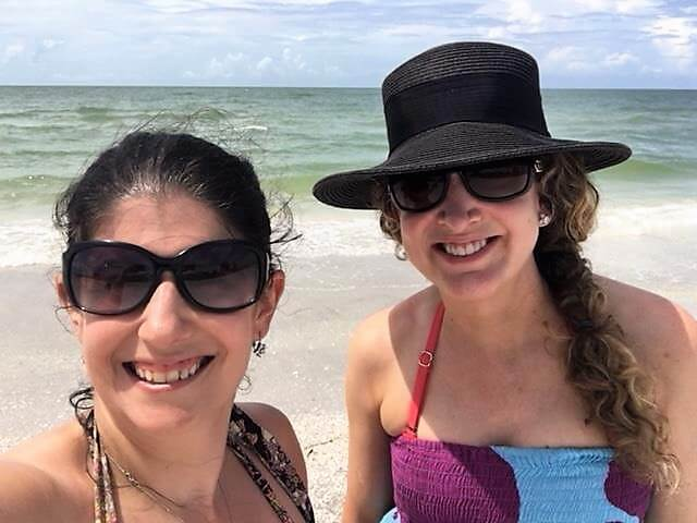 "Anisa & Julie in Sanibel Island, Florida - ""The Search for Sanibel Island Shells"" - Two Traveling Texans"