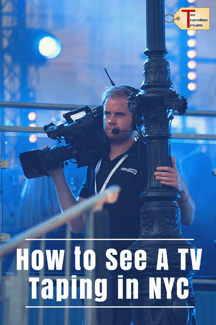 camera man with text overlay