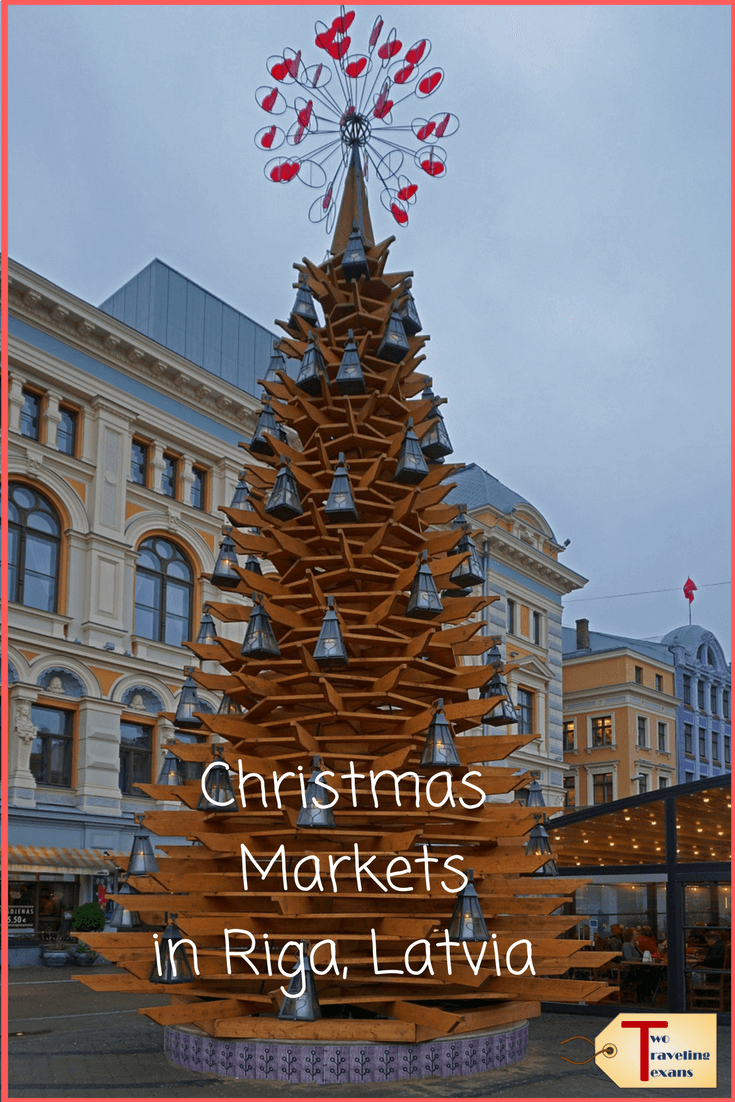 Get the details on the various Christmas Markets in Riga plus information about