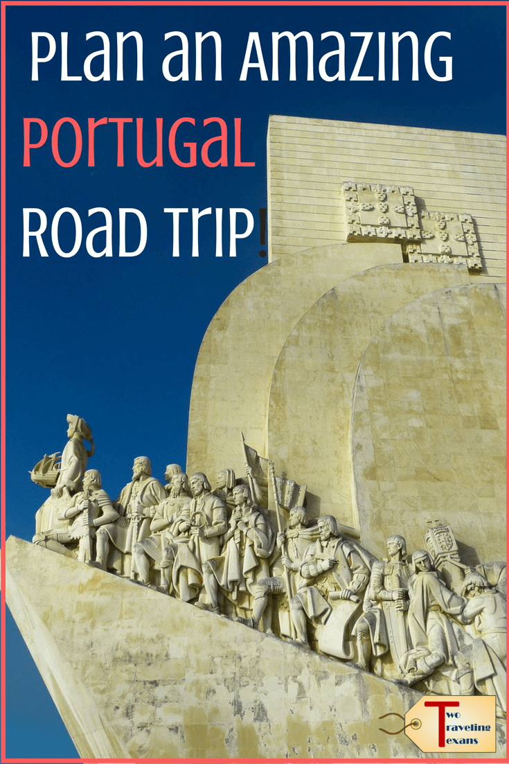 Find out more about our amazing Portugal road trip itinerary and get tips for creating your own plan for 7 days (or more) in Portugal. #portugalroadtrip #portugalitinerary #7daysinportugal #10daysinportugal #drivinginportugal #lisbonportugal #thealgarve #portoportugal #thingstoseeinportugal