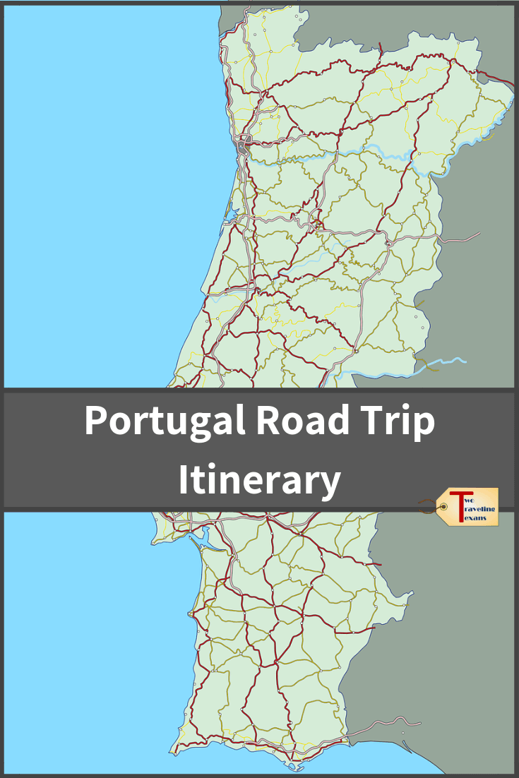 Find out more about our amazing Portugal road trip itinerary and get tips for creating your own plan for 7 days (or more) in Portugal. | Portugal Itinerary |  Portugal Itineraries | Portugal Itinerary 1 week | Portugal Itinerary 10 days | Portugal roadtrip travel tips | portugal roads | portugal trip travel tips #portugalroadtrip #portugaltravel #traveltips #roadtrip