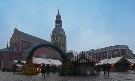 Riga Christmas Market Fun