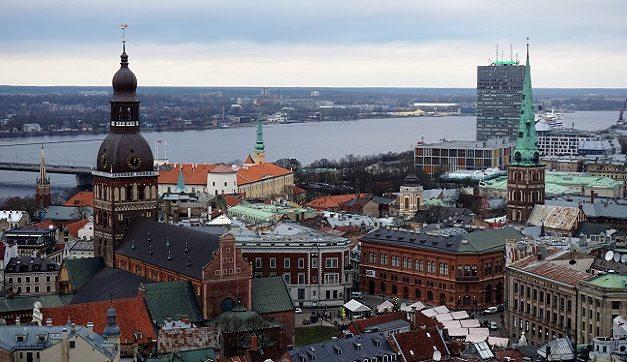 The Best Views in Riga, Latvia