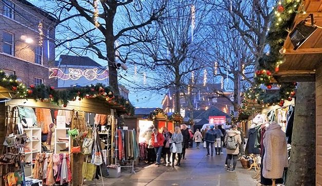St. Nicholas Fair York Christmas Market Guide