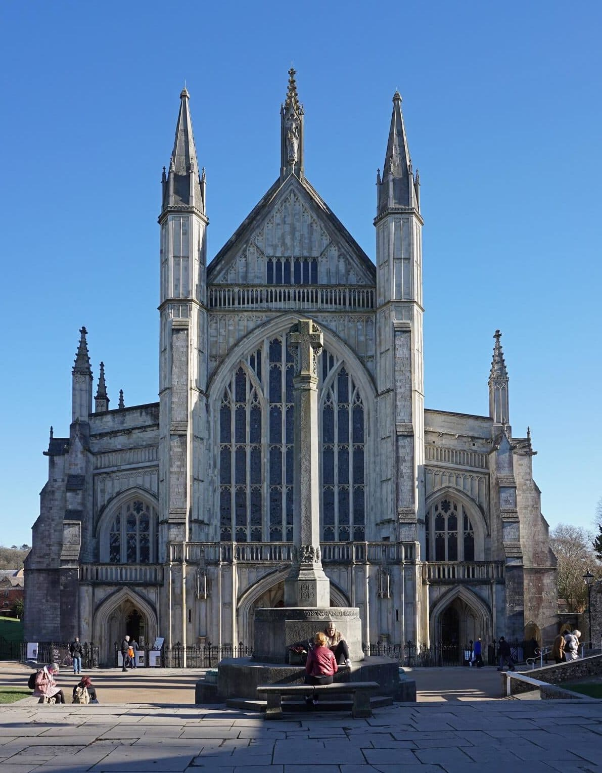 Winchester Cathedral -