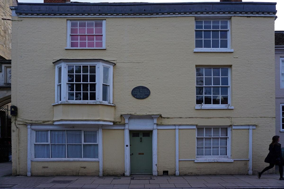 Winchester Jane Austen House -