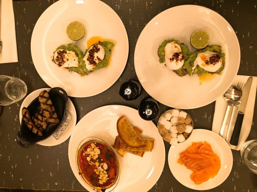 Brunch at Hoi Polloi - The Best Restaurants in Shoreditch - Two Traveling Texans