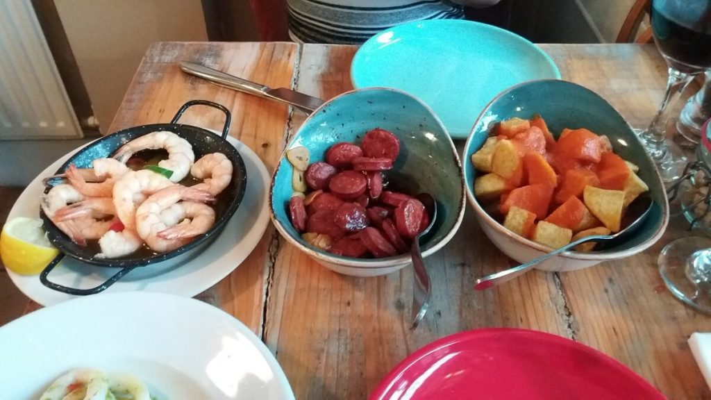 Tapas from Laxeiro - The Best Restaurants in Shoreditch - Two Traveling Texans