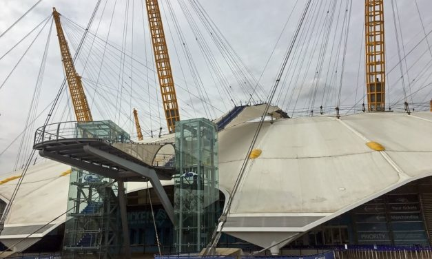 Climb The O2: A London Icon