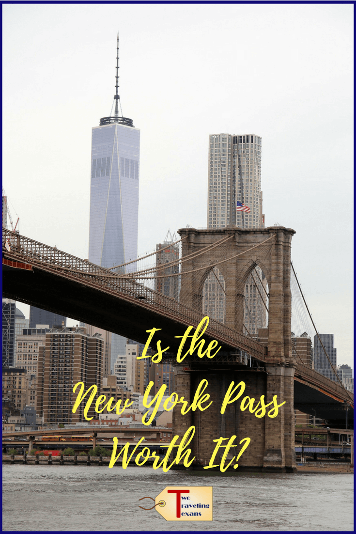 Find out more about NY Pass and if it is worth the money.  See the savings based on a sample New York Pass itinerary.  Learn more about what is and what is not included with your New York Pass ticket.  I recommend getting the New York Pass or an alternative NYC tourist pass if it is your first time in New York City | new york pass nyc | #newyorkcity #nyc #nycmustsee #nyctopattractions #firsttimeinnyc #newyorkpass #iheartny #thebigapple #travel #traveltips #nycmoneysavingtips