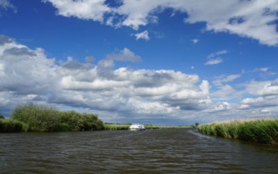 Hire a Boat on the Norfolk Broads