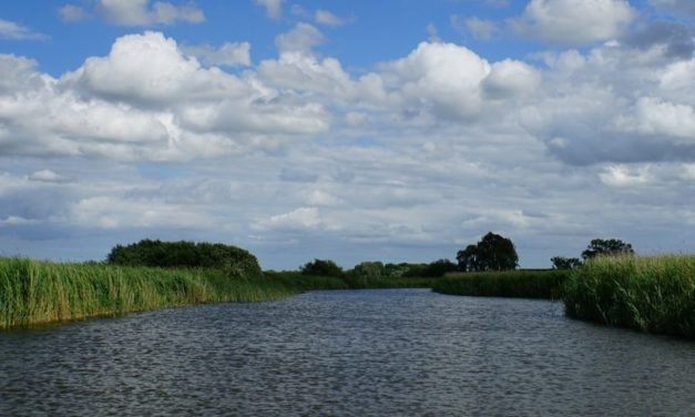 What it's Like to Hire a Boat on the Norfolk Broads