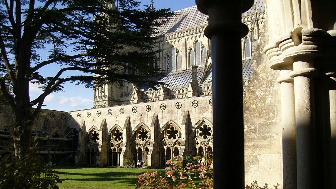 The Spectacular Salisbury Cathedral and the Magna Carta