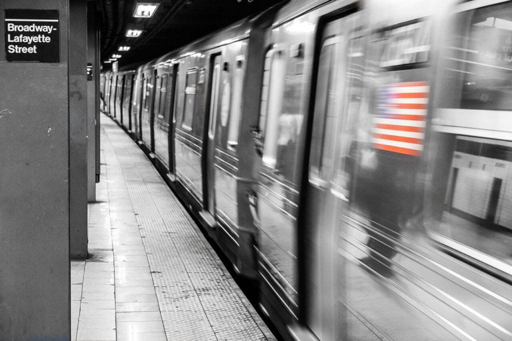 "The subway is the best way to get around the city in many cases. - ""Tips for Visiting New York City For the First Time"" - Two Traveling Texans"