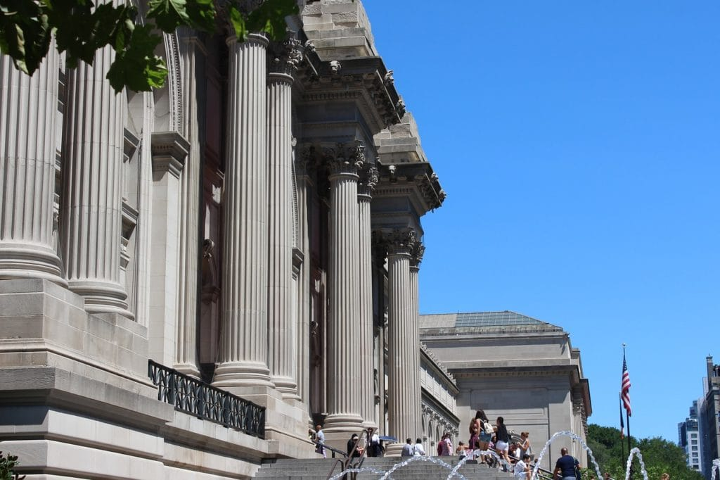 "The Metropolitan Museum of Art is one of the best museums in the world. - ""Tips for Visiting New York City For the First Time"" - Two Traveling Texans"