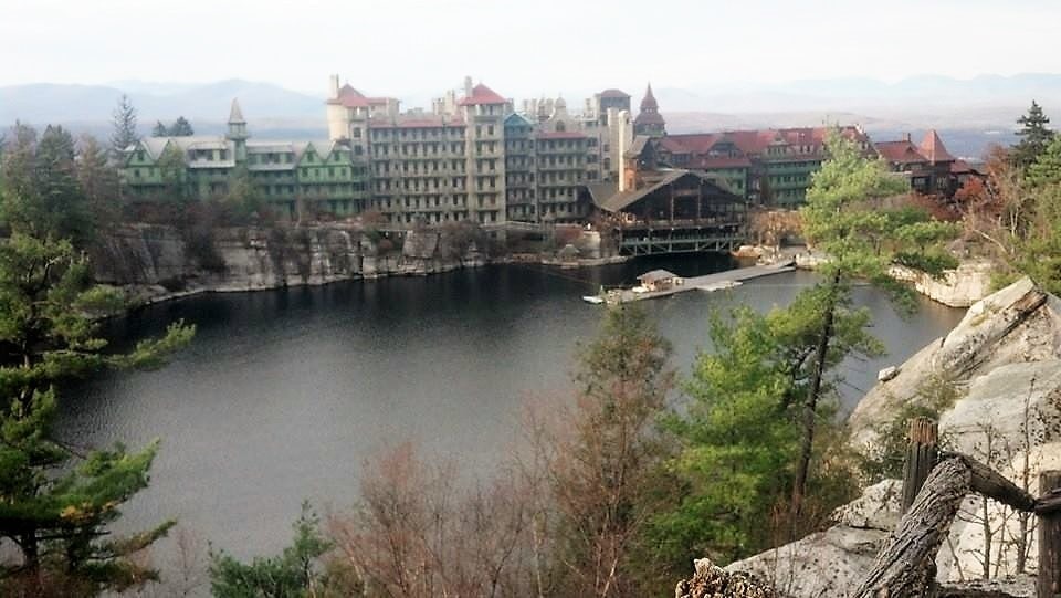 Mohonk Mountain House - The Best Hikes in the Hudson Valley