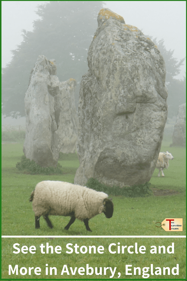 Stonehenge is not the only ancient site in Wiltshire England!  You should visit nearby Avebury where you can see a Stone Circle and several other Neolithic sites.  Click for all the details! | Avebury Stone Circle | Avebury Henge | Avebury England | Avebury Manor | West Kennet Long Barrow | Silbury Hill | The Sanctuary | Windmill Hill | Wiltshire England #england #history #travel