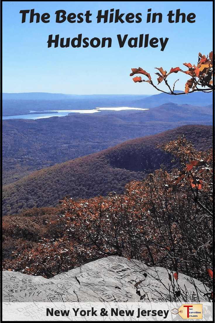 Want to go hiking? Check out this list of the best Hudson Valley hiking trails.  Best Hikes in the US | Hudson Valley Hikes | Hudson Valley Hiking New York | Hudson Valley New York things to do | Hudson Valley New York Fall | Best Hikes in the Northeast | Thacher State Park | Kaaterskill Falls New York | Mohonk Mountain House | Bear Mountain State Park | Breakneck Ridge | Overlook Mountain #hiking #outdoors #usa