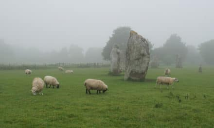 Avebury and Nearby Neolithic Sites in Wiltshire, England