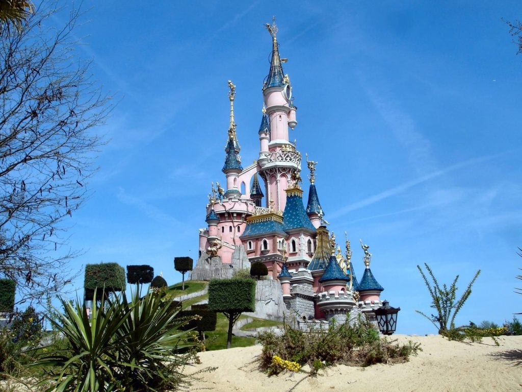 "I still need to visit Disneyland Paris! - ""Paris Bucket List Ideas"" - Two Traveling Texans"
