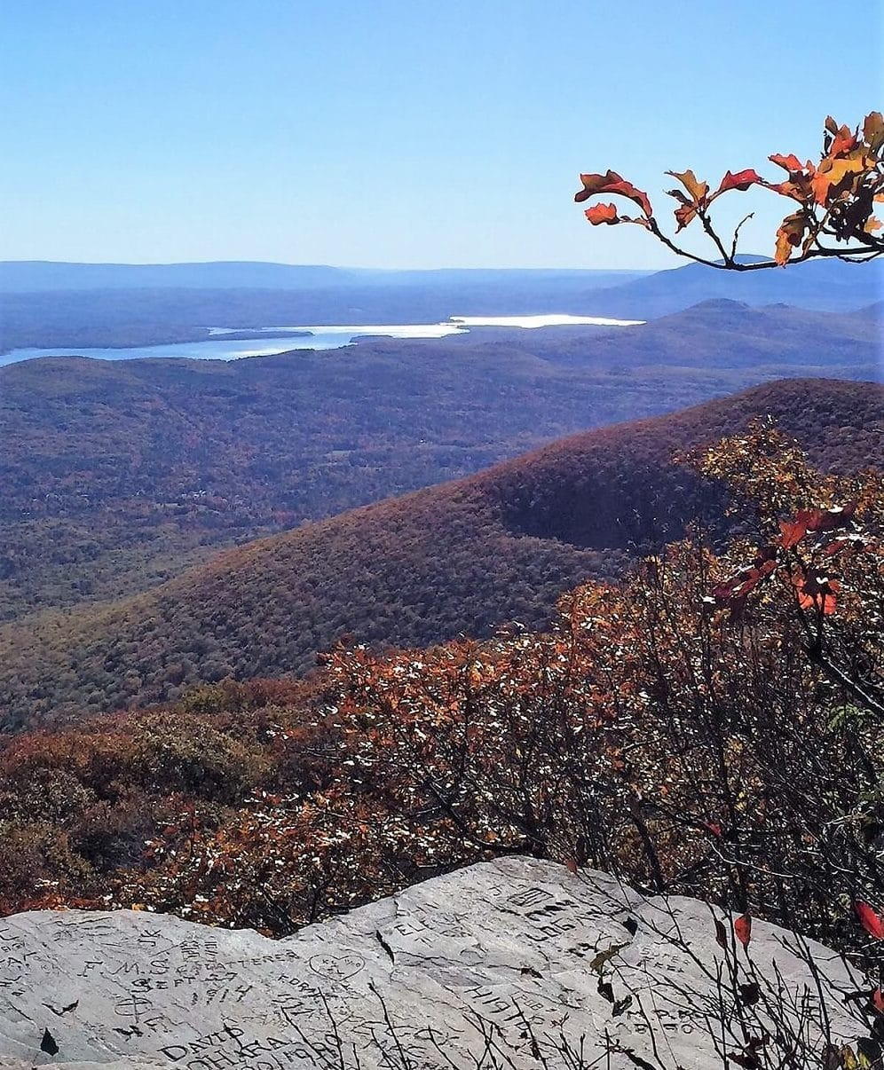 Nice View of the Hudson Valley - The Best Hikes in the Hudson Valley