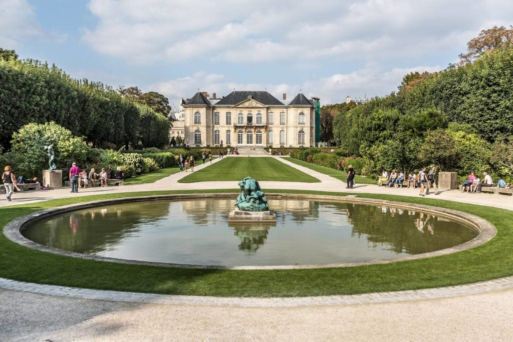 Musee Rodin Paris - Paris Bucket List Ideas - Two Traveling Texans