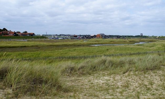 A Guide to Walberswick in Suffolk, England