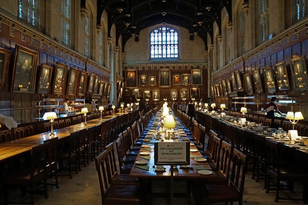 The Hall at Christ Church College
