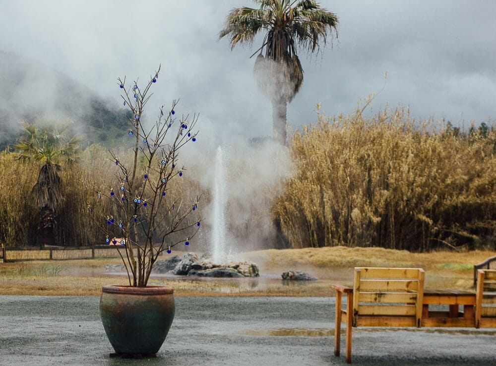 "Calistoga's ""Old Faithful"" - Things to Do in Napa Besides Wine Tasting"