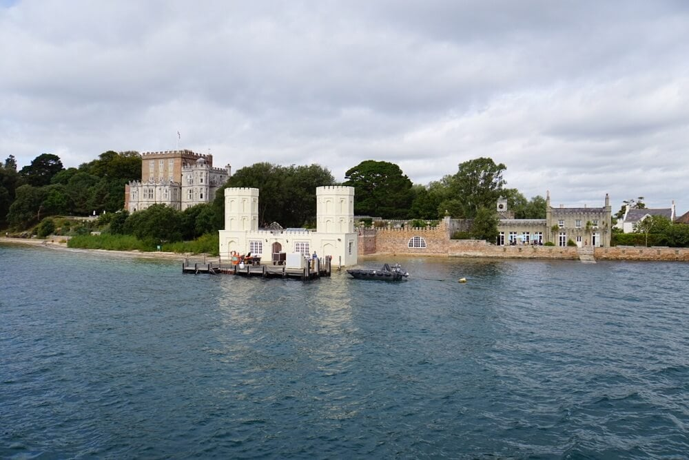 Brownsea Island - Sea Train Adventure - Two Traveling Texans