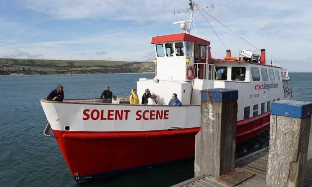 Sea Train Adventure Tour with City Cruises Poole