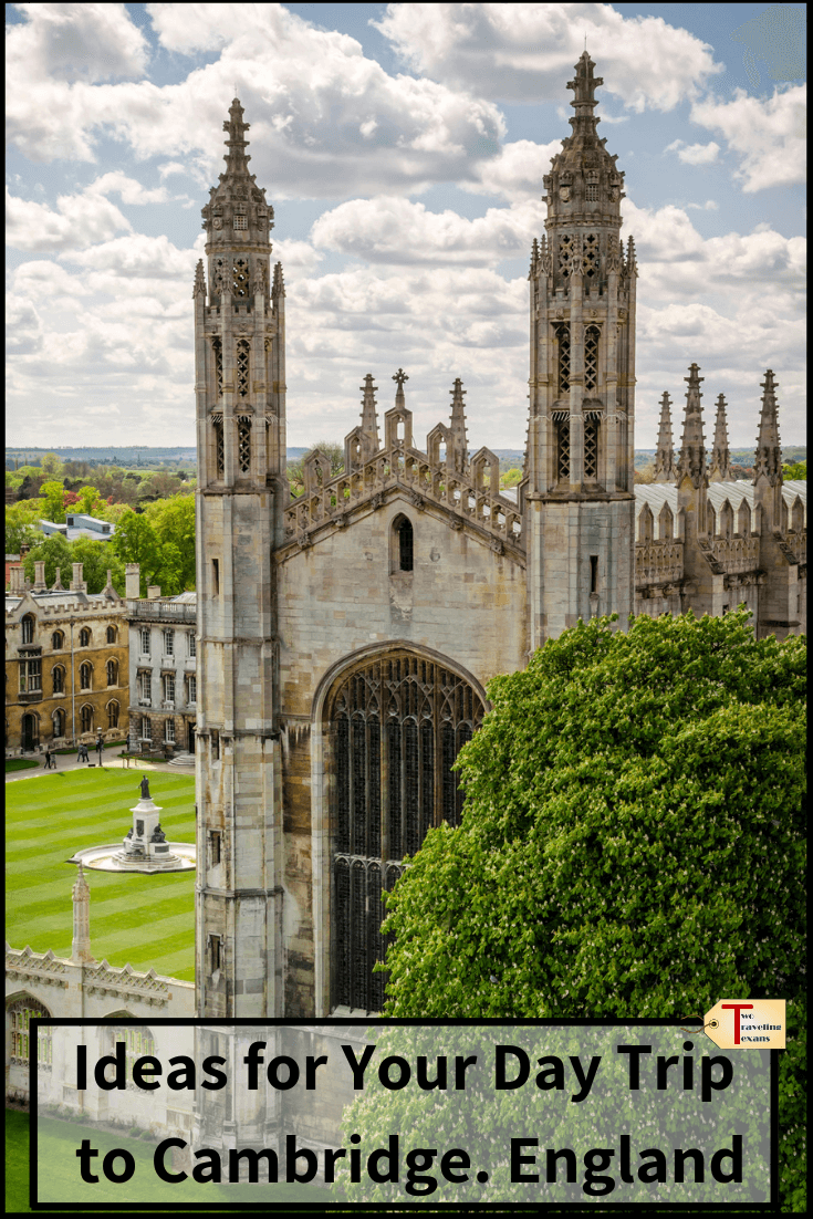 Planning a Cambridge Day Trip? Get ideas for things to do in Cambridge and places to eat in Cambridge, plus info to help you get to Cambridge from London.  Also includes tips for your Day Trip to Cambridge, England. | Cambridge Things to do In | Cambridge Things to See | Cambridge england travel | One Day in Cambridge | Cambridge ideas | Cambridge itinerary #england #travel #history