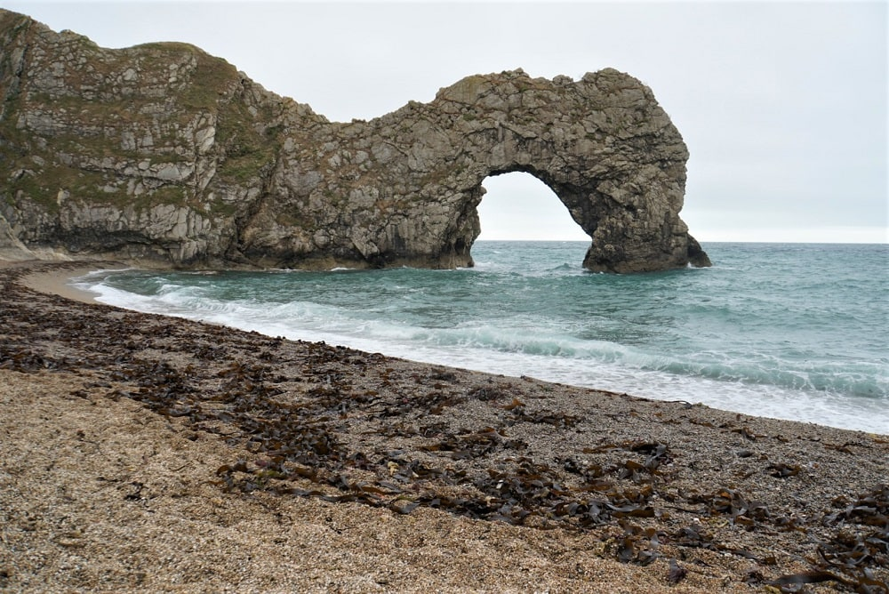Durdle Door and Lulworth Cove - Two Traveling Texans