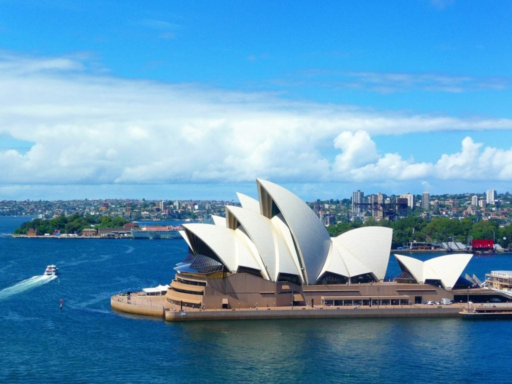Sydney Opera House - Tips for Traveling to Australia