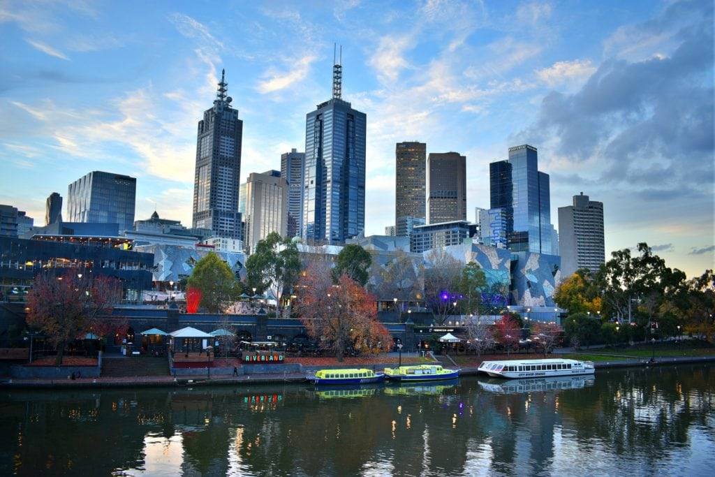 Melbourne skyline - Visit Australia tips