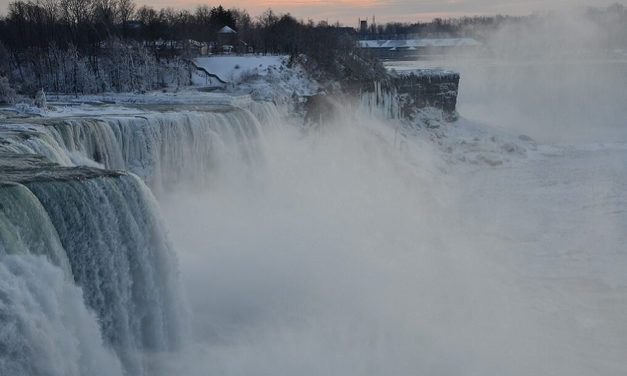 Things to Do in Niagara Falls in the Winter