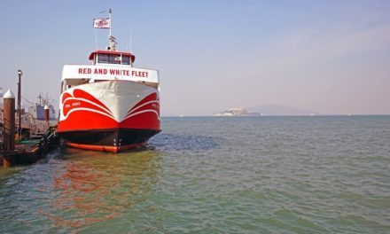 Scenic San Francisco Bay Boat Tour With Red & White Cruises