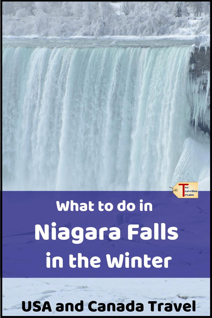 niagara falls with text overlay