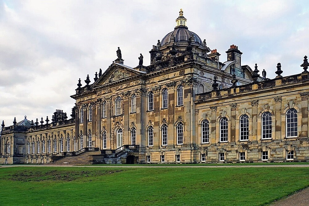 Castle Howard photo - Two Traveling Texans