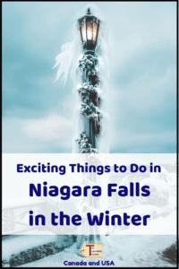 Things To Do In Niagara Falls In The Winter Niagara Winter