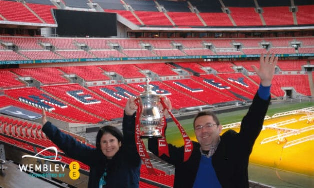 Wembley Stadium Tour Review: Go Behind the Scenes