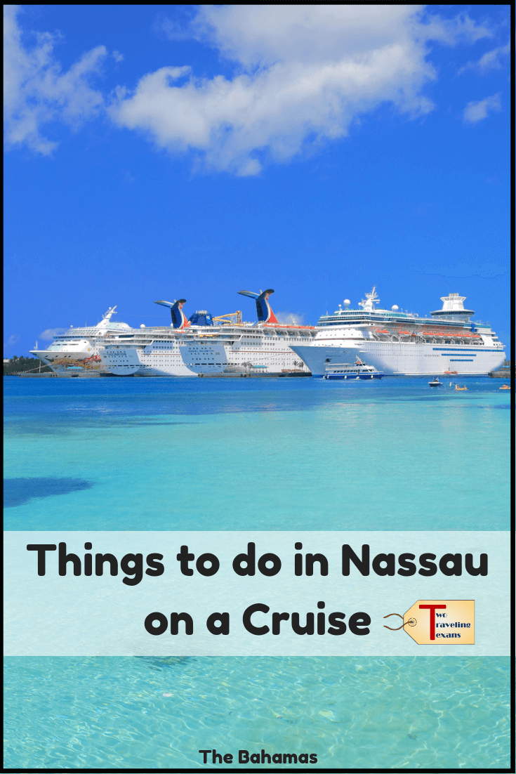 Visiting the port of Nassau Bahamas on a cruise? Find out about the best things to do in Nassau on a cruise.   Nassau Bahamas cruise   Nassau Bahamas things to do   Nassau Bahamas beaches   Nassau Cruise Excursions   Nassau Cruise Tips   Nassau Tours   Nassau Things to Do In   Nassau activities   Nassau Day Trips   Nassau Day Passes   Nassau excursions snorkeling #nassau #cruising #thebahamas #caribbean