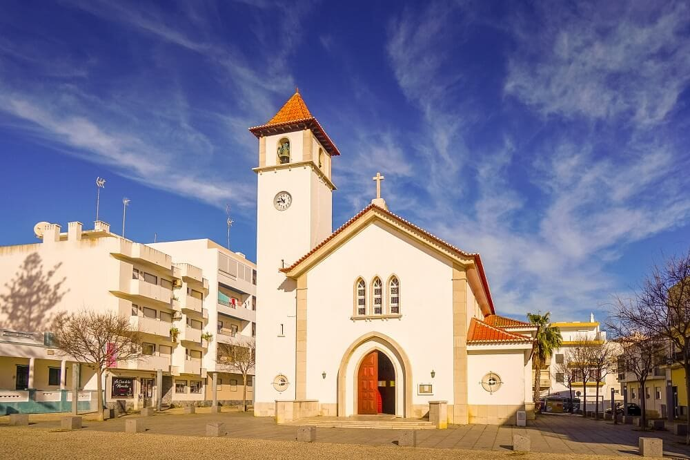 Armacao de Pera Church