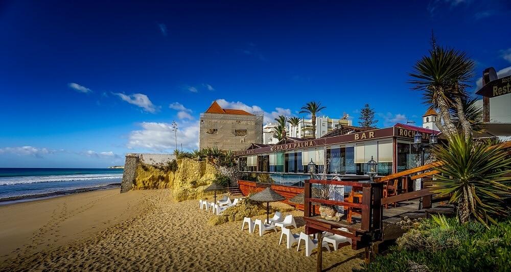 Rocha da Palha restaurant in Armacao de Pera