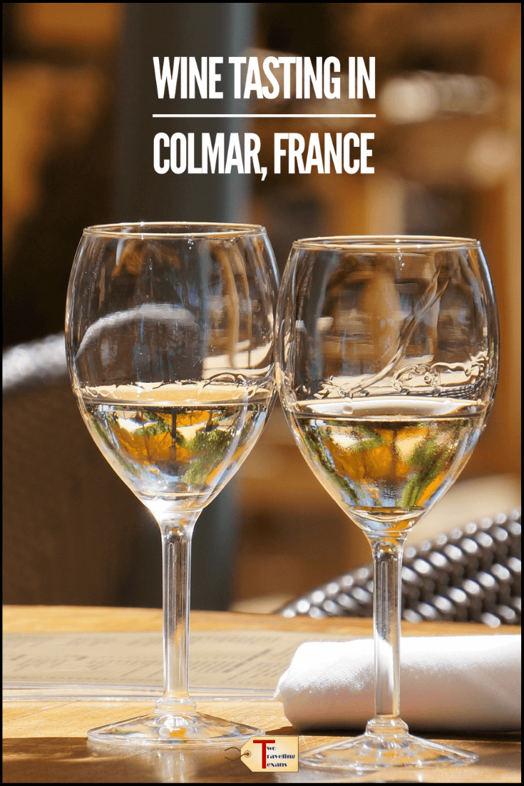 two glasses of wine with text overlay