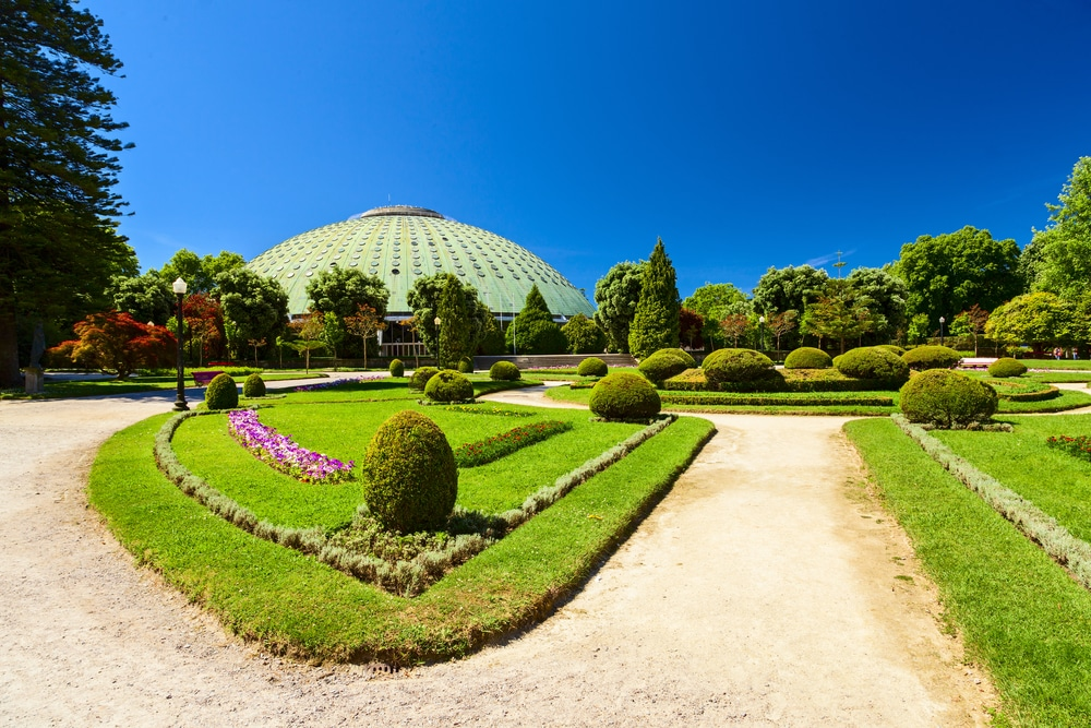 Crystal Palace Garden in Porto