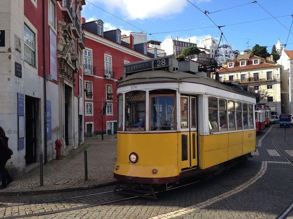 Lisbon 28 tram