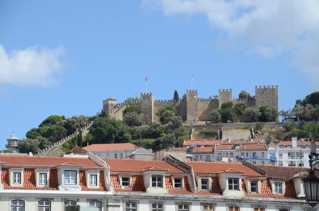 Sao Jorge's Castle