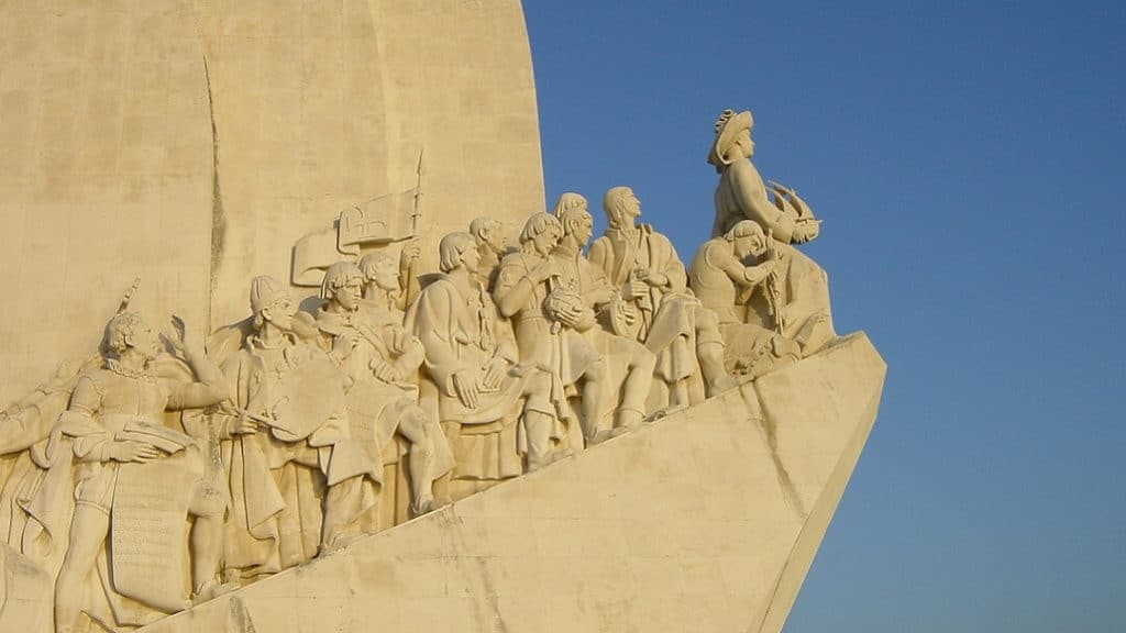 Monument of the Discoveries Lisbon